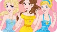 Игра Одинокие Принцессы Диснея