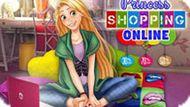 Игра Онлайн Шоппинг Принцессы Диснея