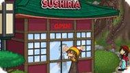 Игра Папа Луи 4: Готовить Суши