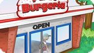 Игра Папа Луи 9: Гамбургерная