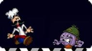 Игра Папа Луи: Ночная Охота