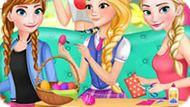Игра Пасха Принцесс Диснея