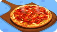 Игра Пицца Четыре Сыра