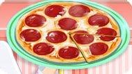 Игра Пицца Пеперони