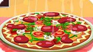 Игра Пицца С Помидорами