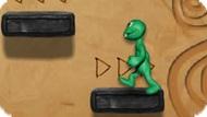 Игра Пластилиновый человечек 2