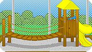 Игра Побег Ребенка С Детской Площадки