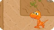 Игра Поезд Динозавров 2: Бродилка В Лабиринте