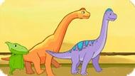 Игра Поезд Динозавров 8: Баланс