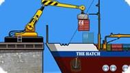 Игра Погрузчик На Корабль