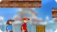 Игра Приключения Папы Луи: На Двоих