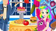 Игра Принцесса Джульетта 4: Секретный Рецепт