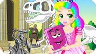 Игра Принцесса Джульетта 6: Приключения В Музее