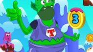 Игра Принцесса Джульетта 8: Приключения Тролля В Стране Конфет