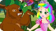 Игра Принцесса Джульетта: Лесные Приключения