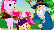 Игра Принцесса Джульетта Любит Пони
