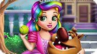Игра Принцесса Джульетта: Побег Из Дома