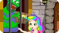 Игра Принцесса Джульетта: Побег Из Замка Тролля