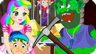 Игра Принцесса Джульетта: Побег Из Золотого Рудника