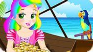 Игра Принцесса Джульетта: Побег С Острова Сокровищ