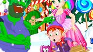 Игра Принцесса Джульетта: Зимний Побег