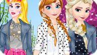 Игра Принцессы Дисней: Мода Весны