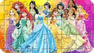 Игра Принцессы Диснея: 10 Пазлов