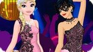 Игра Принцессы Диснея: 3 Вечеринки За Ночь!