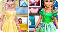 Игра Принцессы Диснея 6: Аниме Стиль Для Комнаты Принцесс