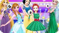 Игра Принцессы Диснея: Анна Или Ариэль?