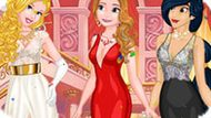 Игра Принцессы Диснея: Бал Во Дворце Золушки