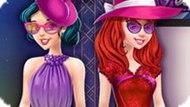 Игра Принцессы Диснея: Белоснежка И Красная Шапочка Голливудские Дивы