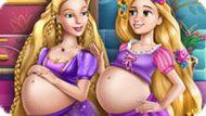 Игра Принцессы Диснея: Беременные Подруги