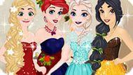 Игра Принцессы Диснея: Блестящая Вечеринка
