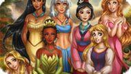 Игра Принцессы Диснея: Блоки Пазлы