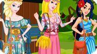 Игра Принцессы Диснея: Богема