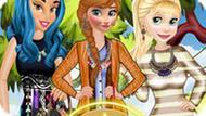 Игра Принцессы Диснея: Богемный Стиль