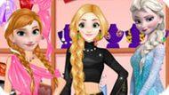 Игра Принцессы Диснея: Бутик Эльзы