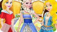 Игра Принцессы Диснея: Чайная Вечеринка В Стране Чудес