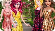 Игра Принцессы Диснея: Цветочная Сила