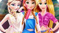 Игра Принцессы Диснея Делают Ремонт