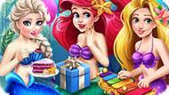 Игра Принцессы Диснея: День Рождения Ариэль