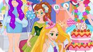 Игра Принцессы Диснея: День Рождения Рапунцель