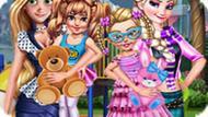 Игра Принцессы Диснея: Детская Площадка