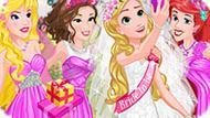 Игра Принцессы Диснея: Девичник Рапунцель