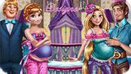 Игра Принцессы Диснея: Дизайн Детской Комнаты