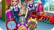 Игра Принцессы Диснея: Дизайнер Часов