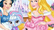 Игра Принцессы Диснея: Домашние Животные Авроры И Белоснежки