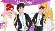 Игра Принцессы Диснея: Двойная Свадьба
