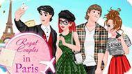 Игра Принцессы Диснея Едут В Париж